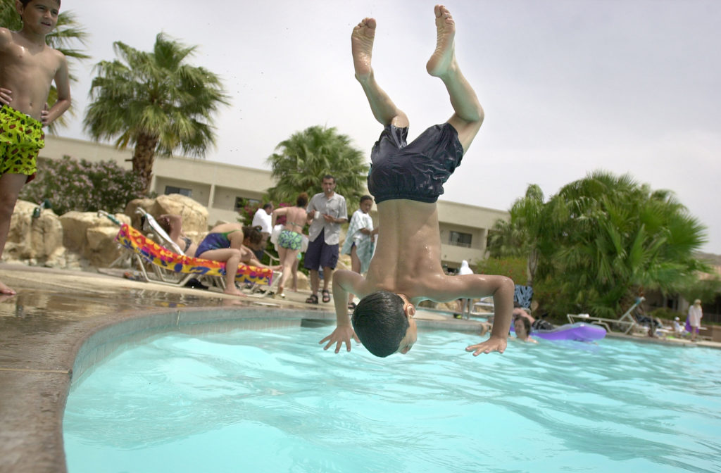 Miracle Springs Resort And Spa Palm Desert