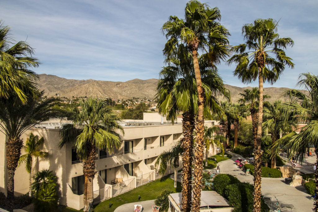 Miracle Springs Resort Spa Experience The Miralce Desert Hot Springs